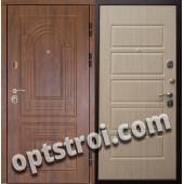 Входная металлическая дверь в загородный дом. Модель А579-06