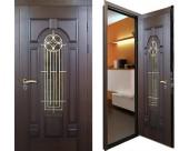 Взломостойкие входные двери