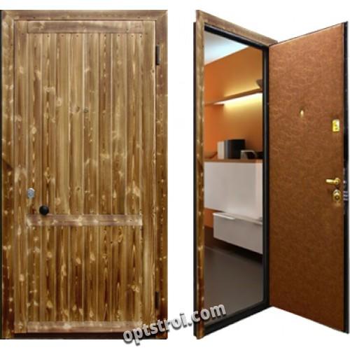 металлические двери от производителя для загородного дома