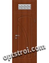 Входная металлическая дверь в коттедж - модель КТ-023
