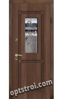 Элитная дверь для загородного дома 018