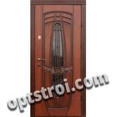 Элитная дверь для загородного дома 019