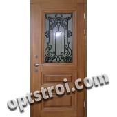 Элитная дверь для загородного дома 025