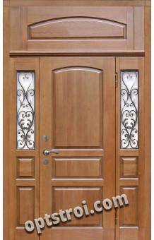 Элитная дверь для загородного дома 028