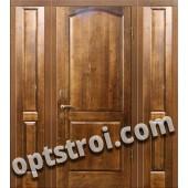 Элитная дверь для загородного дома 032