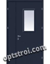 Нестандартная  металлическая дверь. Модель Антилия