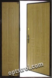 Нестандартная  металлическая дверь. Модель Фарси