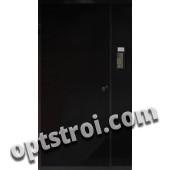 Нестандартная  металлическая дверь. Модель Крепость