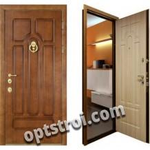 Теплая металлическая входная дверь для дома - модель 903