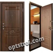 Теплая металлическая входная дверь для дома - модель 904