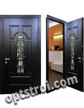 Теплая металлическая входная дверь для дома - модель 907
