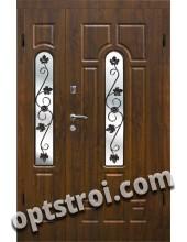 Теплая металлическая входная дверь для дома - модель 909