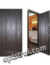 Входная металлическая дверь с повышенной тепло-шумоизоляцией - модель 872