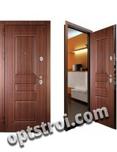 Входная металлическая дверь с повышенной тепло-шумоизоляцией - модель 873