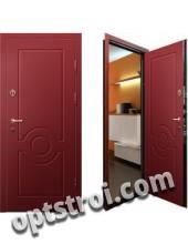 Входная металлическая дверь с повышенной тепло-шумоизоляцией - модель 874