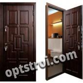 Входная металлическая дверь с повышенной тепло-шумоизоляцией - модель 876