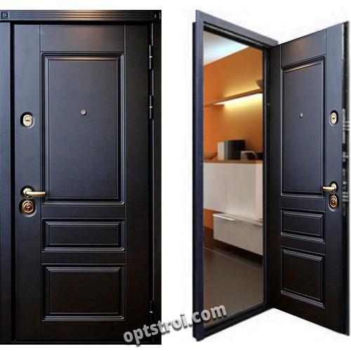 входная дверь с повышенной шумоизоляцией металлическая