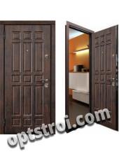 Входная металлическая дверь с повышенной тепло-шумоизоляцией - модель 879