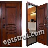 Входная металлическая дверь с повышенной тепло-шумоизоляцией - модель 881