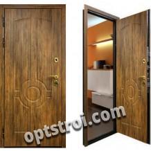 Входная металлическая дверь с повышенной тепло-шумоизоляцией - модель 886