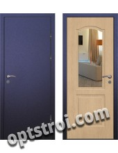 Входная металлическая дверь для офиса ДОФ-013