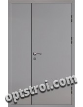 Входная металлическая дверь для офиса ДОФ-017