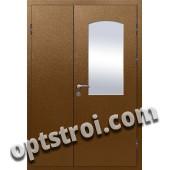 Входная металлическая дверь для офиса ДОФ-019