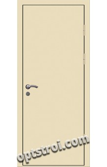 Входная металлическая дверь для офиса ДОФ-007