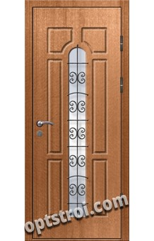 входная металлическая стандартная дверь пр 010