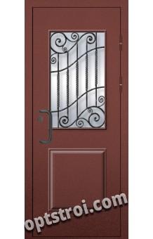 Входная металлофиленчатая стандартная дверь ПР-008