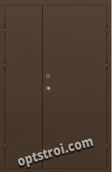 Входная металлическая техническая дверь ТЕХ-013