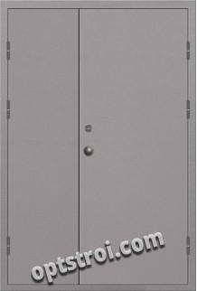 Входная металлическая техническая дверь ТЕХ-014