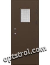 Входная металлическая техническая дверь ТЕХ-017
