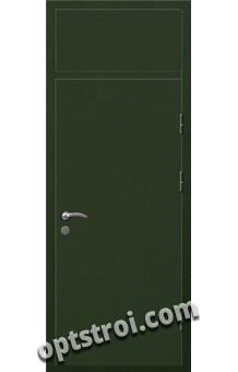 Входная металлическая техническая дверь ТЕХ-018