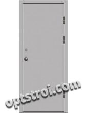 Входная металлическая техническая дверь ТЕХ-002