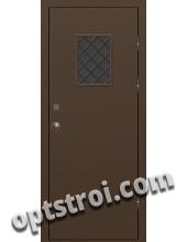 Входная металлическая техническая дверь ТЕХ-003