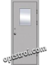 Входная металлическая техническая дверь ТЕХ-005