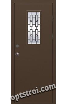 Входная металлическая техническая дверь ТЕХ-007