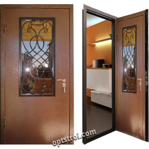 железная дверь за 20000 рублей