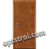 Входная металлическая дешевая тамбурная дверь модель - ТЭ-009