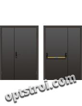Входная металлическая тамбурная дверь на лестничную площадку модель - ТЛ-010