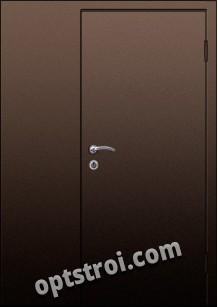 Входная металлическая тамбурная дверь на лестничную площадку модель - ТЛ-004
