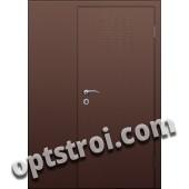 Входная металлическая тамбурная дверь на лестничную площадку модель - ТЛ-008