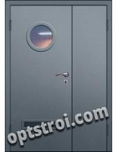 Входная металлическая тамбурная дверь на лестничную площадку модель - ТЛ-009