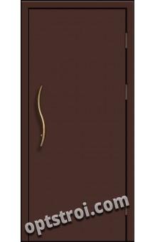 Входная металлическая тамбурная дверь в подъезд модель - ТП-001